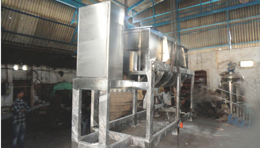 Ribbon Blender/Mixer