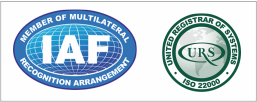 Certified by Member of Multilateral Recognition Arrangement (IAS)